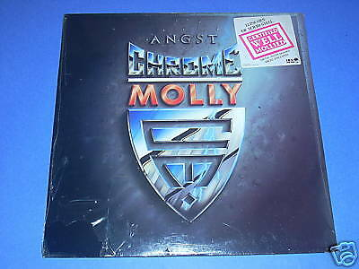 "Chrome Molly ""Angst"" Vinyl LP Factory Sealed"