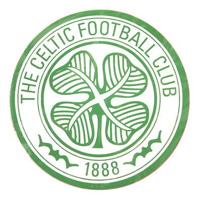 Celtic F.c. Crest Mousemat Football Fc Official New