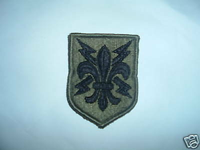 Military Patch US ARMY 205TH MILITARY INTELLIGENCE BN