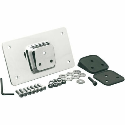 Kit De Matricula Inclinada Para Harley-Davidson® Lay Down License Plate Mount