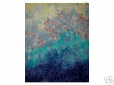 Stormy Transcolor Hand Dyed Rug Hooking Wool 1/4 Yard