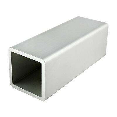 "80/20 Inc Mill Finish Aluminum 1.5"" x 1.5"" Square Tube Part 8116 x 48"" Long N"