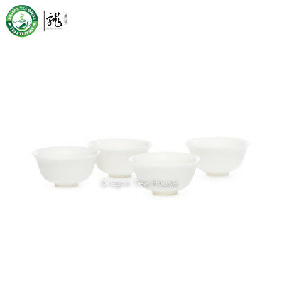 Top Quality Porcelain Sipping Cups for Gong Fu Tea * 4