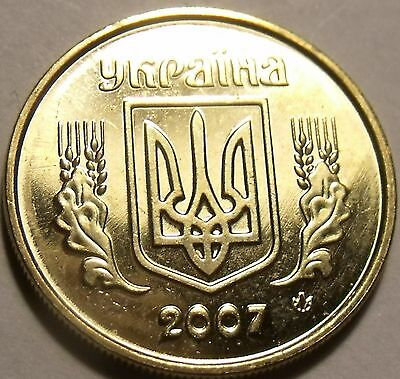 Gem Uncirculated Ukraine 2007 10 Kopiyok~Minted In Kyiv~Outstanding~Free Ship