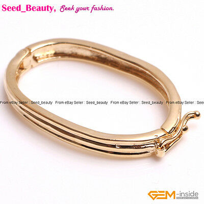 14K Yellow Gold Filled Jewelry Making Shorter Clasp For Necklace 21x30mm 1 Piece