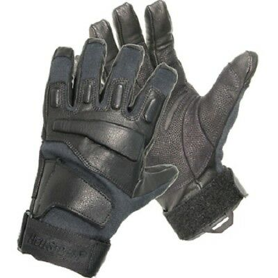 Blackhawk SOLAG Kevlar Assault Gloves 8114XXBK  XX Large  Black Authentic