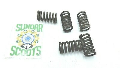 Set Of 5 Standard Clutch Springs Suitable For Lambretta Scooters