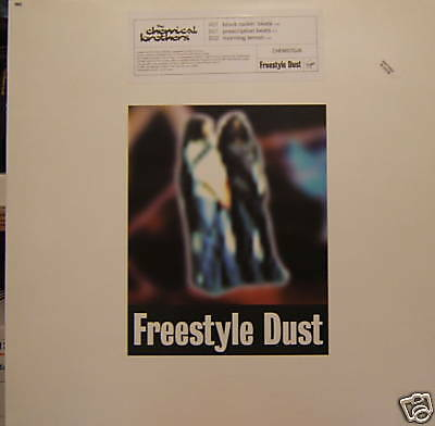 """Chemical Brothers Freestyle Dust Uk Dj 12"""""""