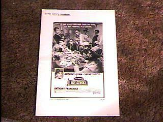 Across 110Th St Pressbook Complete Classic