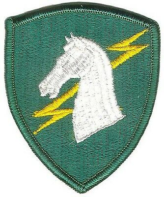 Us Army 1St Special Operations Command Patch - Full Color