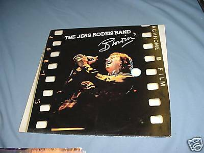 JESS RODEN BAND Blowin LP Record 1977 IMPORT RARE LIVE