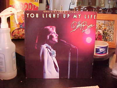 DEBBY BOONE WITH THE BOONES  LP YOU LIGHT UP MY LIFE