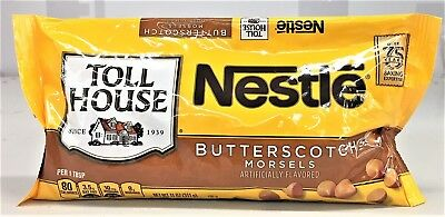 Nestle Butterscotch Morsels 11 oz
