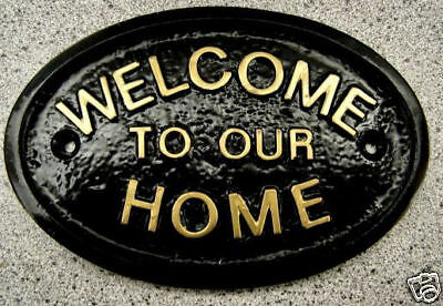 Welcome To Our Home /& Wifi Password Gift Hanging Plaque Internet Sign D1Q2