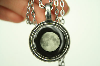 BIRTHMOON NECKLACE- bijoux lune - Moonglow - Moon glow