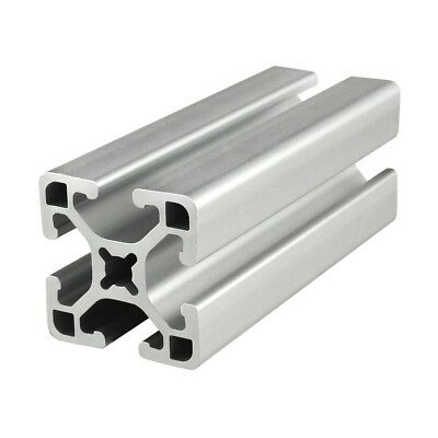 "80/20 Inc 15 Series 1.5"" x 1.5"" Aluminum Extrusion Part #1515-LS x 96.5"" Long N"
