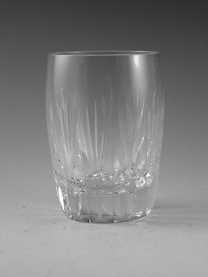 "STUART Crystal - LICHFIELD Cut - Juice Tumbler Glass / Glasses - 3 1/4"" (1st)"