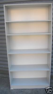 New Quality Office Bookshelf Bookcase 180X90  9 Colours