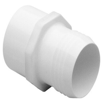 PVC x Hose Insert Barbed Adapter Spigot Coupling 460