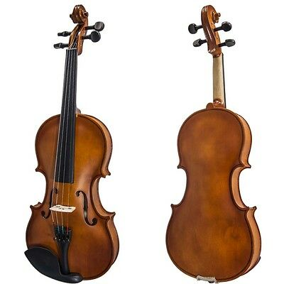 Student Violin w Case, Rosin, Extra Strings + Extra Bow