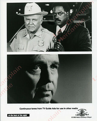IN THE HEAT OF THE NIGHT Press Photo #04 CARROLL O'CONNOR