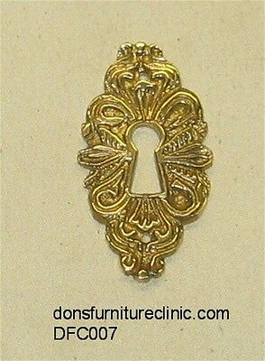 Drawer Door Cast Brass Key Hole Cover Dfc 007