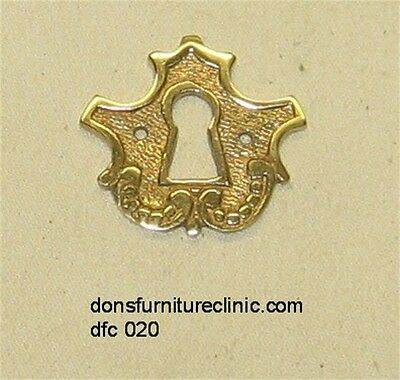 Drawer Door Cast Brass Key Hole Cover Dfc 020