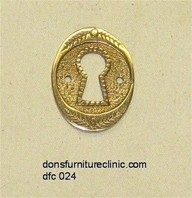 Drawer Door Cast Brass Key Hole Cover Dfc 024