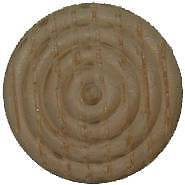 "Furniture Repair Parts  1 1/16""  Oak  Rosette    W35750"