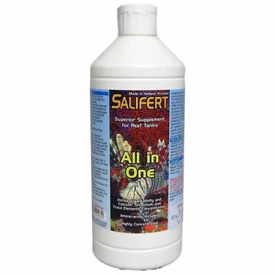 Salifert Marine All In One 250Ml Reef Supplement