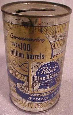 Pabst Blue Ribbon Beer Over 100 Million Coin Bank! W433