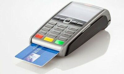 Credit Debit Card Machine Visa MC Interac POS Terminal