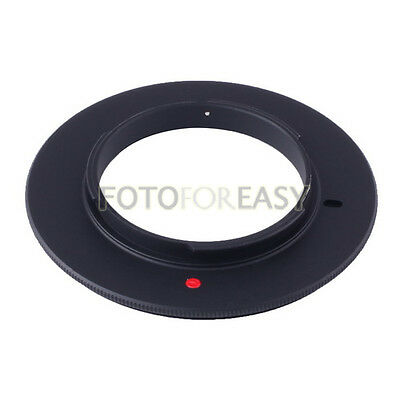 58mm Macro Reverse Adapter Ring For Nikon AF AI Mount Camera D810 D750 D7200 D90