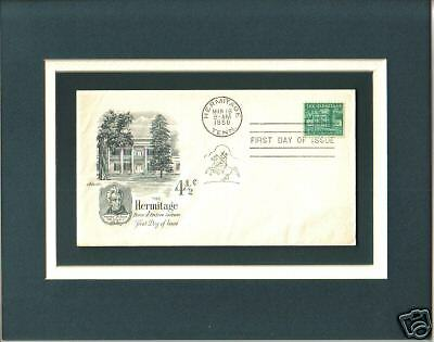 Hermitage Andrew Jackson Tennessee 1st Day Cover Hermitage Stamp