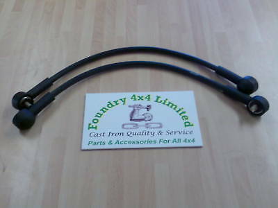 Range Rover P38 Lower Rear Tailgate Straps / Cable (PAIR)  ALR5237