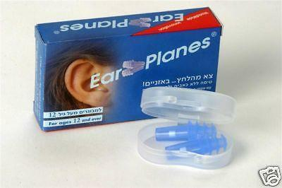 Earplanes, Ear Plugs, Flight Air Protection New In Box