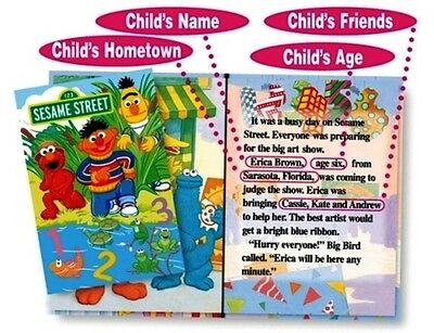 Personalised Childrens Story Book - Choose Your Title!
