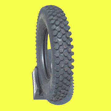 Two New Firestone 6.00-16 David Bradley Garden Tractor Knobby Tires & Tubes