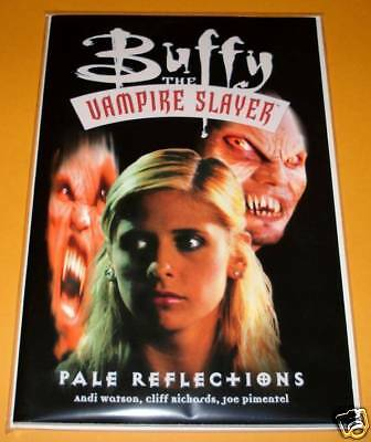 BUFFY The VAMPIRE SLAYER : PALE REFLECTIONS Graphic Novel 2000  NM