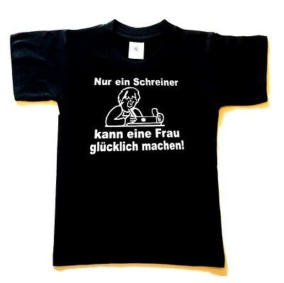 fun spr che t shirt bedruckt schwarz werkstattmeister. Black Bedroom Furniture Sets. Home Design Ideas