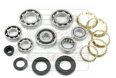 Honda Civic Del Sol Manual Transmission S20 S40 SG8 Bearing Rebuild Kit 1992-00