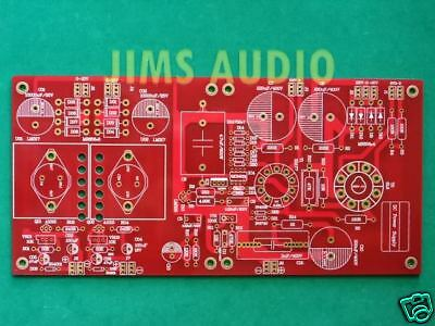 Tube pre-amplifier Regulator SP-10 premium grade PCB !