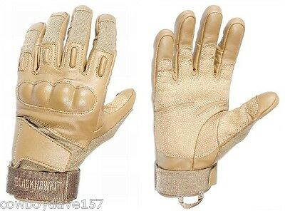 Blackhawk SOLAG NOMEX Assault Gloves 8151XLCT  X-Large  Tan Authentic Blackhawk
