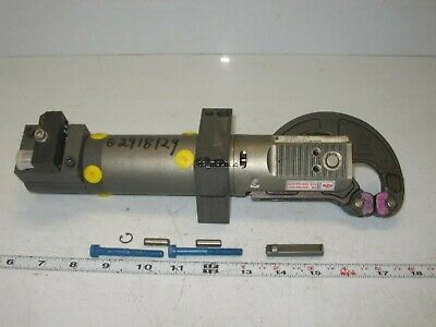 New BTM PG45H-75-1-1-BM Pneumatic Locking Gripper