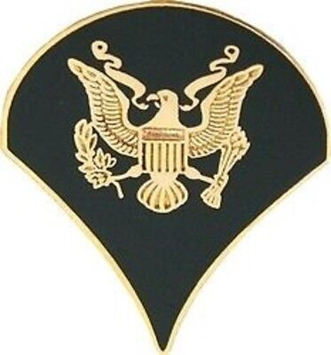 Army Specialist 4Th Class   Military Rank Spec 4  Pin