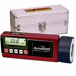 Longacre Digital Caster/camber Gauge W/ Acculevel,78290