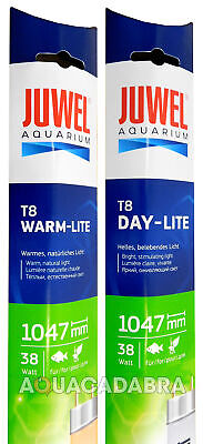 "Juwel T8 Tubes X 2 Warm/day 42"" / 38W For 120Cm Light"