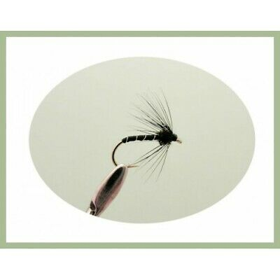 Choice of sizes Northern Countries Spider Patterns Fishing Flies Wet Trout Flies 24 Pack