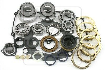 Ford M5R1 M5OD Transmission Rebuild Bearing Kit Overhaul 1987-On