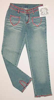 sz 5 NWT Lipstik The English Roses by Madonna Girls Jeans